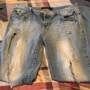 Ripped Jeans rue 21